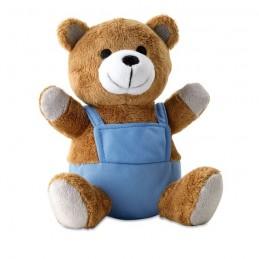 NICO - Urs pluș cu tricou             KC7102-04, Blue
