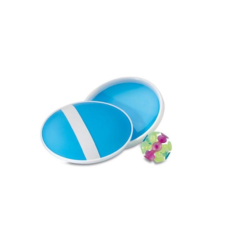CATCH&PLAY - Set minge cu ventuze           IT3852-04, Blue