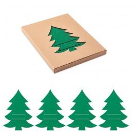 TREESGUARD. Suport tacâmuri pâslă RPET     CX1479-09, Green