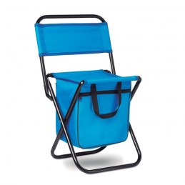 SIT & DRINK - Scaun/cooler pliabil           MO6112-37, Royal blue