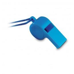 REFEREE - Fluier cu bandă de siguranţă   MO7168-04, Blue