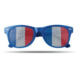 FLAG FUN - Ochelari de soare fotbal       MO9275-37, Royal blue