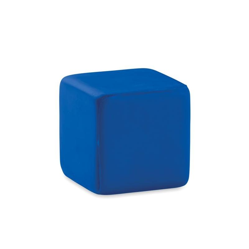 SQUARAX - Pătrat antistress              MO7659-04, Blue