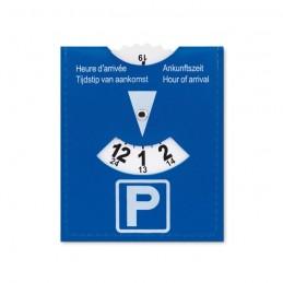 PARKCARD - Card parcare din PVC           MO9514-04, Blue