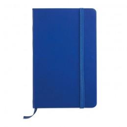 NOTELUX - Agendă PU cu 96 de pagini      AR1800-04, Blue