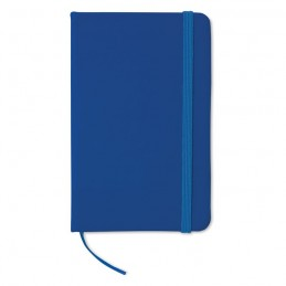 NOTELUX - Carnet A6 liniat               MO1800-04, Blue