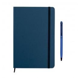 NEILO SET - Set carnet notițe              MO9348-04, Blue