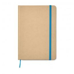 EVERWRITE - Notes A5 din carton reciclat   MO9684-04, Blue