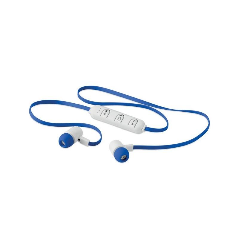 JAZZ - Cască Bluetooth în cutie.      MO9535-37, Royal blue