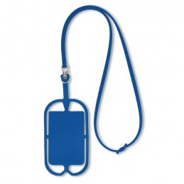 SILIHANGER - Suport silicon telefon         MO8898-37, Royal blue