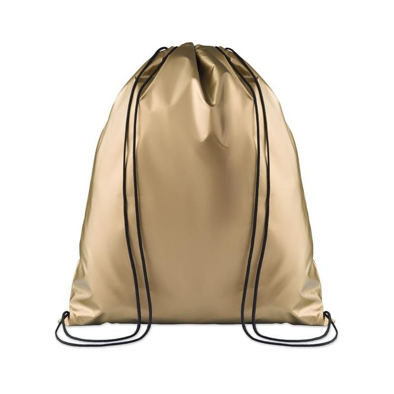 NEW YORK - Sac cu cordon laminat          MO9266-98, Gold