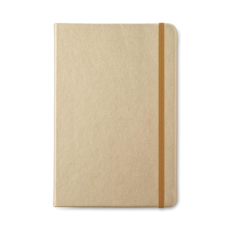 GOLDIES BOOK - Carnet A5 cu foi dictando      MO8637-98, Gold