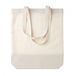 MESH BAG - Sacoșă de cumpărături          MO9814-13, Beige