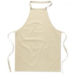 KITAB - Şorţ bucătărie bumbac          MO7251-13, Beige