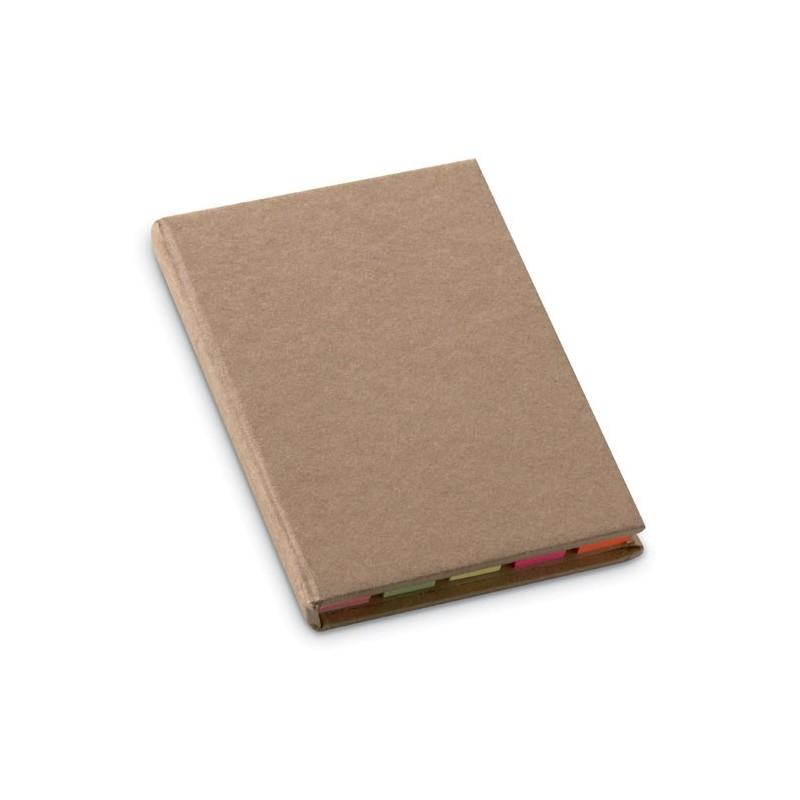 RECYCLO - Notițe reciclabile             MO7173-13, Beige