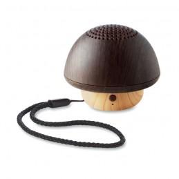 CHAMPIGNON - Boxă BT în formă de ciupercă   MO9718-01, Brown