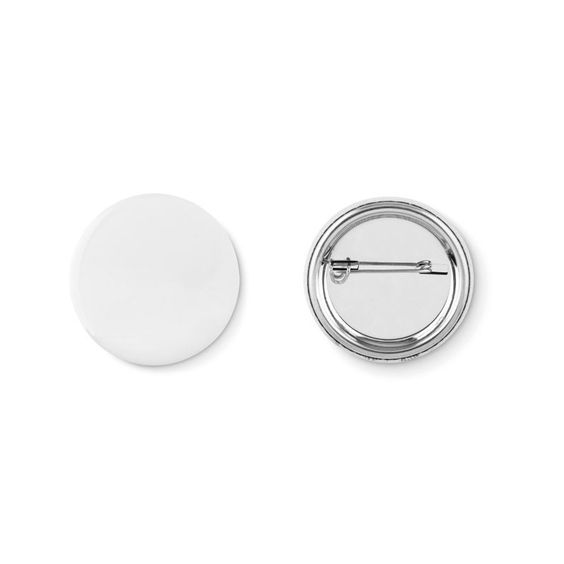 SMALL PIN - Insignă metalică               MO9329-16, Dull silver