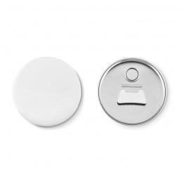 PIN OPENER - Magnet frigider cu desfăcător  MO9331-16, Dull silver