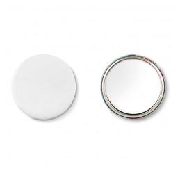 MIRROR - Insignă metalică               MO9335-16, Dull silver