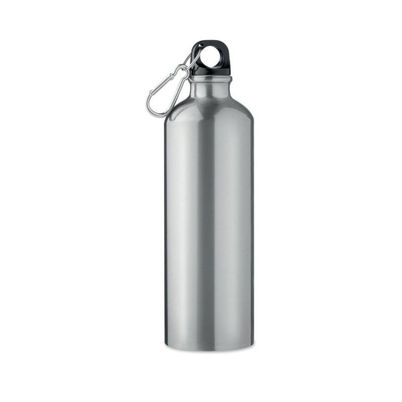 BIG MOSS - Sticlă din aluminiu 750 ml     MO9350-16, Dull silver