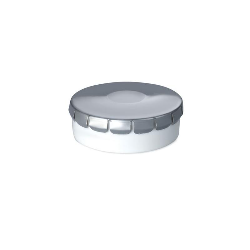 MINTO - Cutie dropsuri fără zahăr 10gr MO7232-16, Dull silver