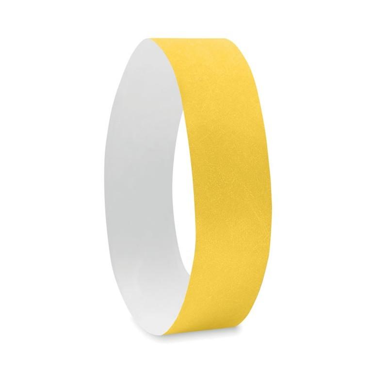 TYVEK - Brățară Tyvek®                 MO8942-08, Yellow