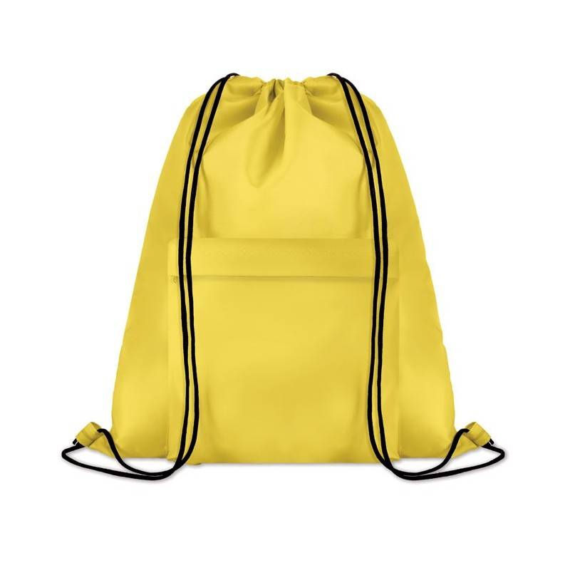 POCKET SHOOP - Sac mare cu cordon             MO9177-08, Yellow