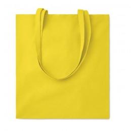 COTTONEL COLOUR + - Sacoşă cumpărături cu mânere   MO9268-08, Yellow