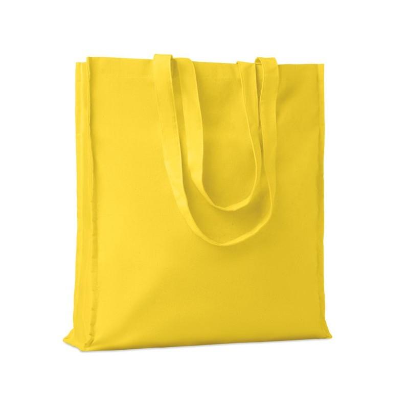 PORTOBELLO - Sacoșă din bumbac și clini     MO9596-08, Yellow
