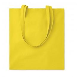 COTTONEL COLOUR ++ - Sacoșă cumpărături din bumbac  MO9846-08, Yellow