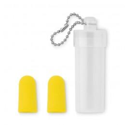 BUDS TO GO - Set de dopuri pentru ureche    MO9501-08, Yellow