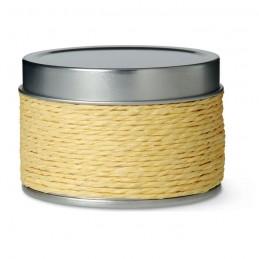 DELICIOUS - Lumânăre parfumată în cutie    IT2873-08, Yellow