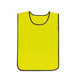 PLAY VEST - Vestă de sport din poliester.  MO9527-08, Yellow