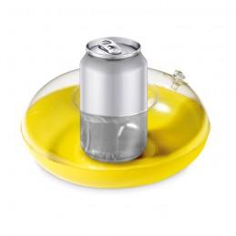 CANNY - Suport gonflabil pentru pahar  MO9789-08, Yellow