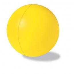 DESCANSO - Minge anti-stres PU            IT1332-08, Yellow