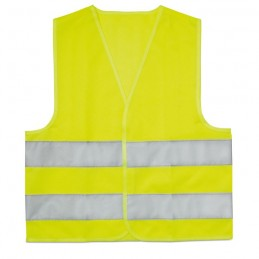 MINI VISIBLE - Vestă reflectorizantă copii    MO7602-08, Yellow