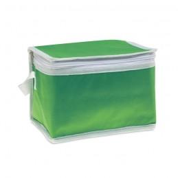 PROMOCOOL - Geantă termoizolantă /6 doze   MO7883-09, Green
