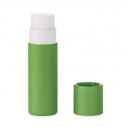 PAPER GLOSS - Balsam pt buze în carton       MO9890-09, Green