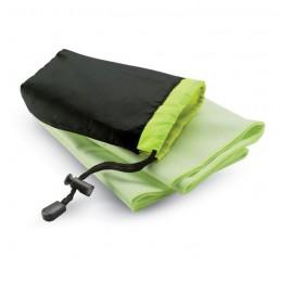 DRYE - Prosop sport în husă din nylon KC6333-09, Green