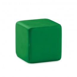 SQUARAX - Pătrat antistress              MO7659-09, Green