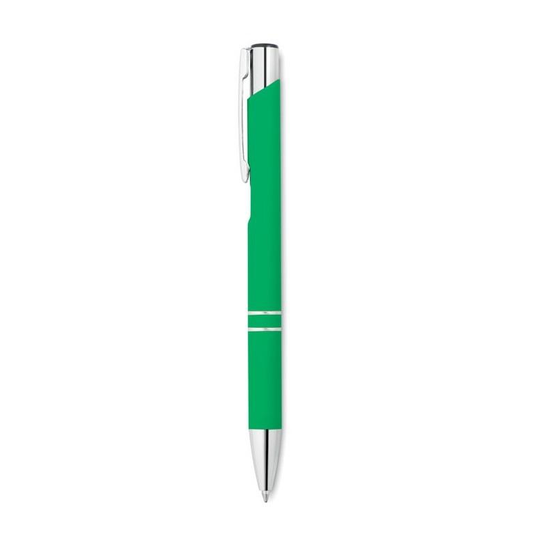 AOSTA - Pix metalic cu finisare cauciu MO8857-09, Green