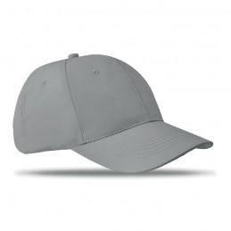 BASIE - Șapcă cu 6 panele              MO8834-07, Grey