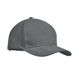 TEKAPO - Șapcă baseball din bumbac      MO9643-07, Grey