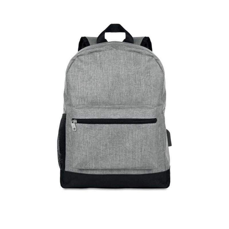 BAPAL TONE - Rucsac anti-furt               MO9600-07, Grey