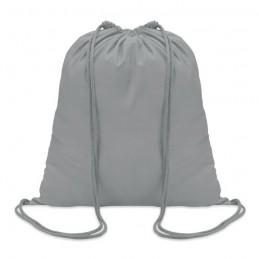 COLORosu - Sacoşă din bumbac 100 gr/m2, c MO8484-07, Grey