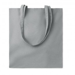 COTTONEL COLOUR + - Sacoşă cumpărături cu mânere   MO9268-07, Grey