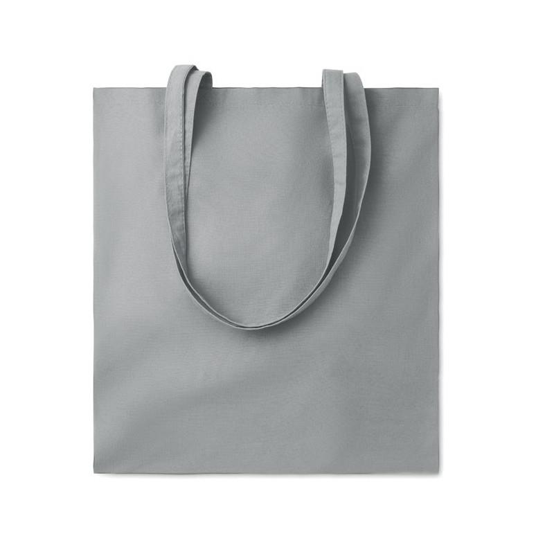 COTTONEL COLOUR ++ - Sacoșă cumpărături din bumbac  MO9846-07, Grey