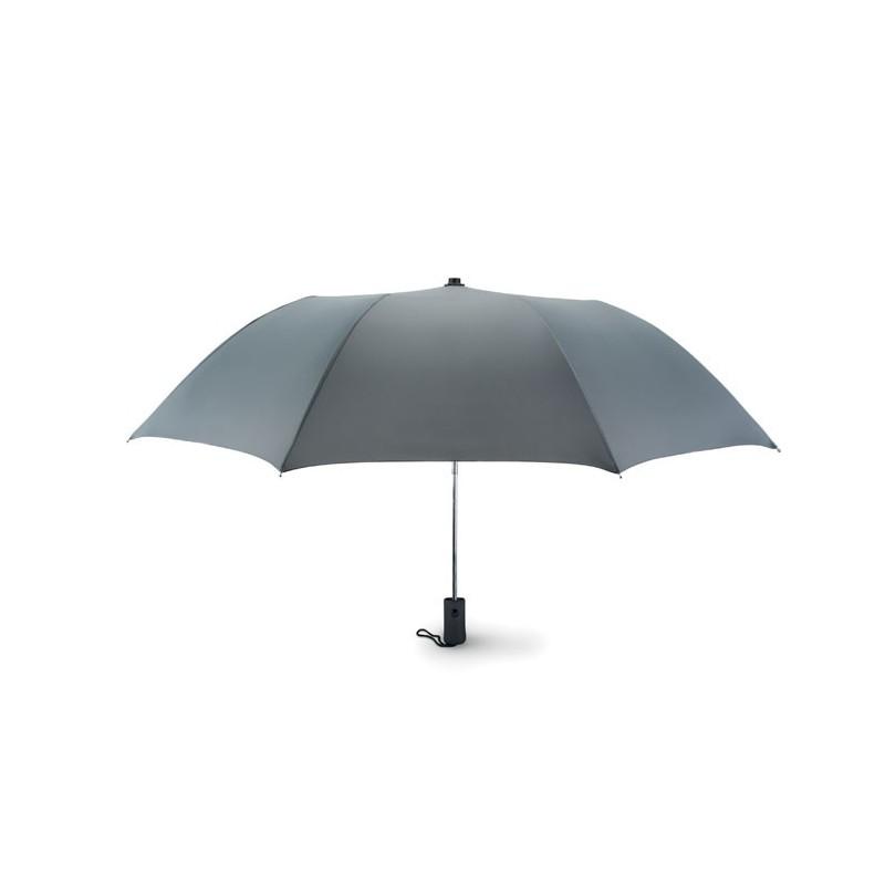 """HAARLEM - Umbrelă automată de 21""""        MO8775-07, Grey"""