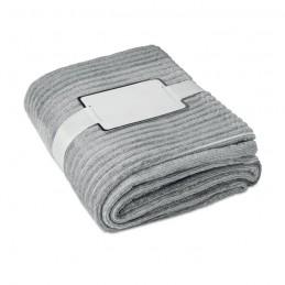 AROSA - Pătură flanel                  MO9363-07, Grey