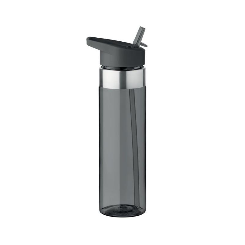 SICILIA - Sticlă sport tritan            MO9227-27, Transparent grey